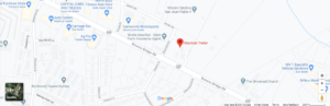 Georgia's Finest Pine Straw Map